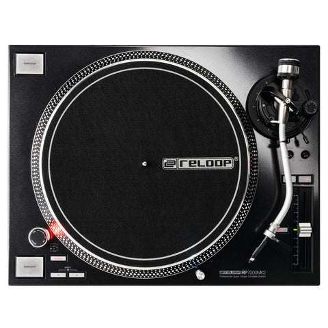 Reloop RP-7000 MK2 DJ Turntable (Direct-Drive - Black)