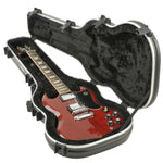 SKB 1SKB-61 Electric Guitar Case (SG Style)
