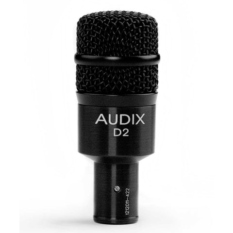 Audix D2 Dynamic Microphone