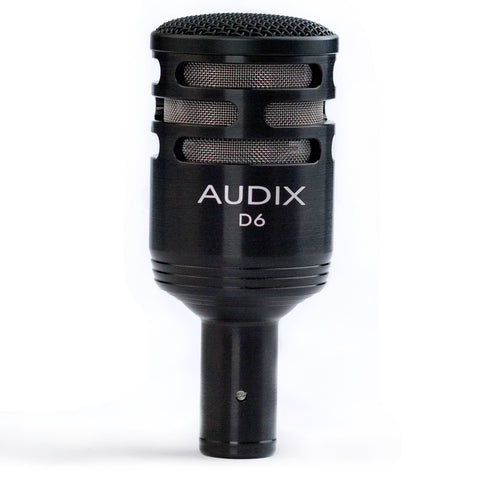 Audix D6 Dynamic Microphone