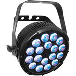 Chauvet COLORdash Par Q18 RGBA LED Wash Lighting Fixture - COLORDASHPARQUAD18