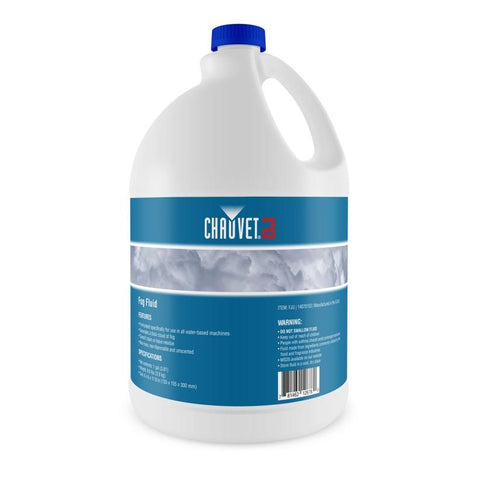Chauvet Fog Fluid (Gallon) - FJU