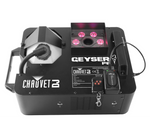 Chauvet Geyser P9 LED Effect Fog Machine (RGBA+UV) - GEYSERP6