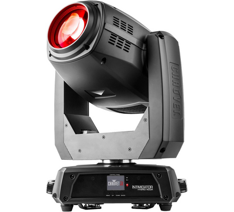 Chauvet Intimidator Hybrid 140SR LED Moving Head Light Fixture - INTIMHYBRID140SR