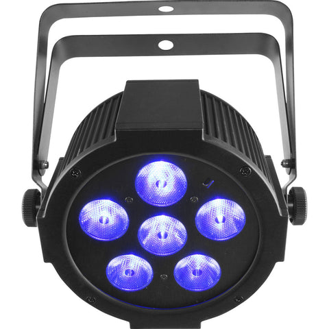 Chauvet SlimPAR H6 USB LED Lighting Fixture (RGBAW+UV) - SLIMPARH6USB (Wireless DMX)