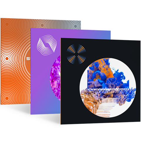 iZotope RX 7 Advanced Reverb Bundle Upgrade from RX Advanced 1 to 6