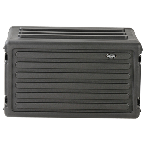 SKB 1SKB-R6S Rack Case Shallow (6U) - Roto Molded