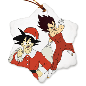 dragon-ball-z-goku-and-vegeta-santa-porcelain-ornaments-cardsbyowl.com