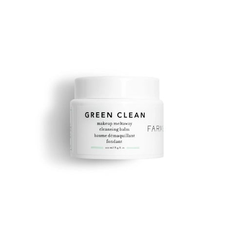FARMACY Green Clean Makeup Meltaway Cleansing Balm (50ml/100ml) (baume démaquillant fondant)1