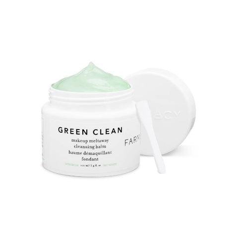 FARMACY Green Clean Makeup Meltaway Cleansing Balm (50ml/100ml) (baume démaquillant fondant)2