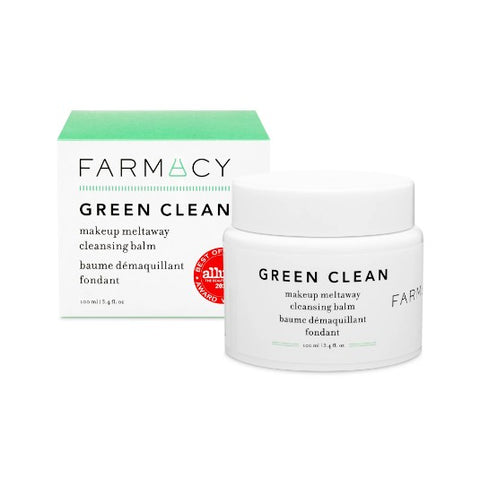 FARMACY Green Clean Makeup Meltaway Cleansing Balm (50ml/100ml) (baume démaquillant fondant)4