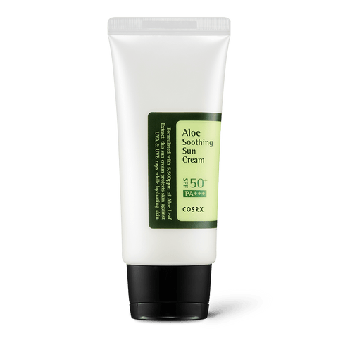 COSRX Aloe Soothing Sun Cream 50ml