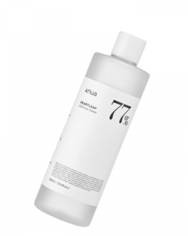 [Anua] Heartleaf 77% Soothing Toner (250ml/500ml *Giant Size*)