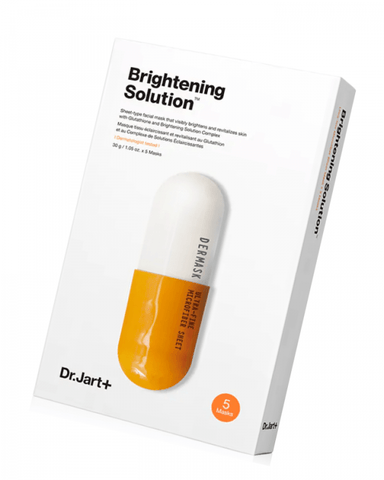 [DR.JART+] Dermask Micro Jet Brightening Solution 30g * 5ea