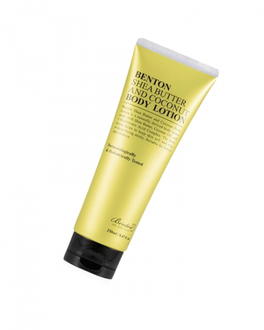 Benton Shea Butter And Coconut Body Lotion 250ml