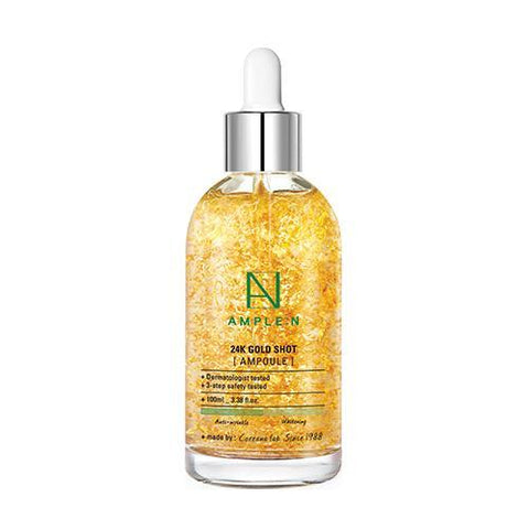 [AMPLE:N] 24K GoldShot Ampoule (100ml)