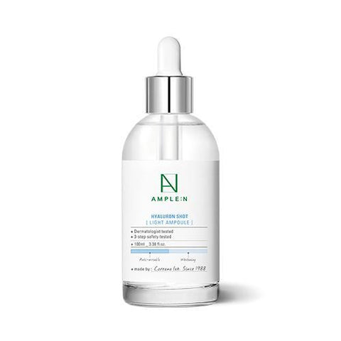 (AMPLE:N Ampoule) [AMPLE:N] *BIG SIZE* Hyaluronshot Light Ampoule (100ml) *Giant Size*