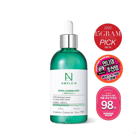 [AMPLE:N] Centel Calming Shot Ampoule (100ml) *Giant Size*