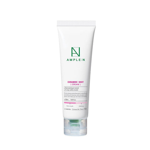 [AMPLE:N] CeramideShot Cream 50ml