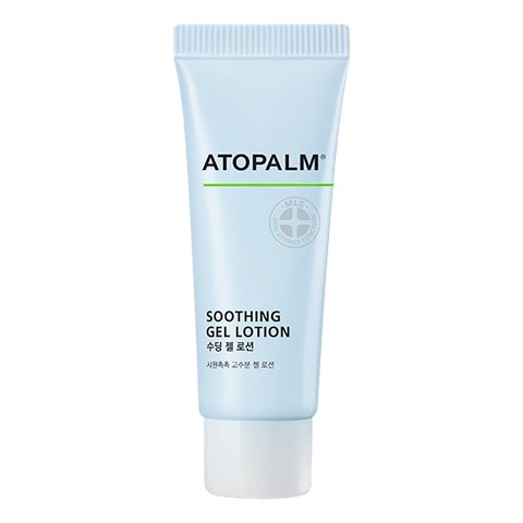 [ATOPALM] Soothing Gel Lotion 120ml (2020 NEW DESIGN)