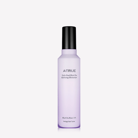 ATRUE Violet Petal Black Tea Hydrating Moisturizer 120ml