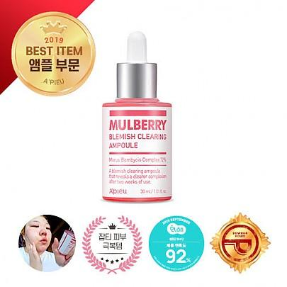 [A'PIEU] Mulberry Blemish Clearing Ampoule (30ml)