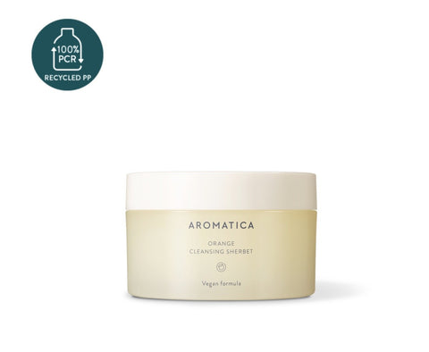 [Aromatica] Orange Cleansing Sherbet (180g) *NEW 2020 VERSION*
