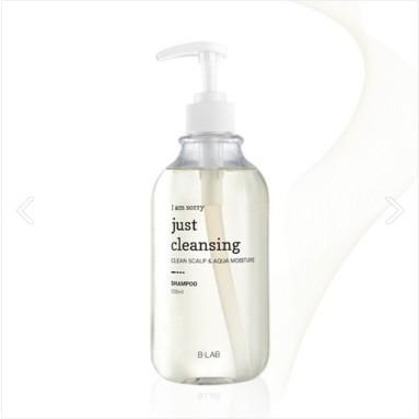 [B-LAB] I Am Sorry Just Cleansing Shampoo 500ml