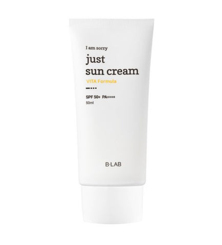 [B-LAB] I Am Sorry Just Sun Cream SPF50+ PA++++ 50ml