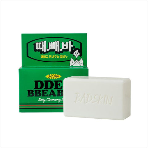 [BADSKIN] Ddea Bbea Bar Body Cleansing Soap 150g