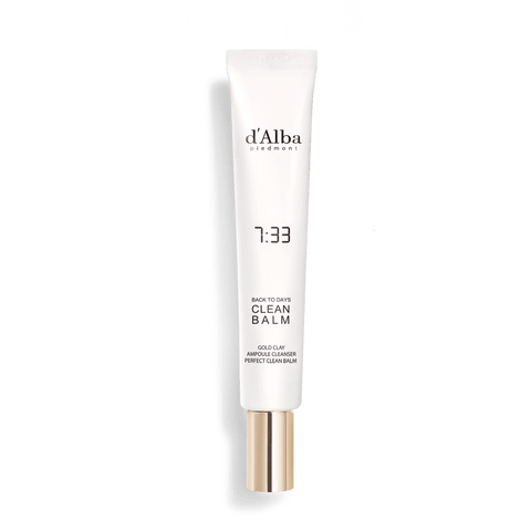 D'Alba Back To Days Clean Balm 30ml