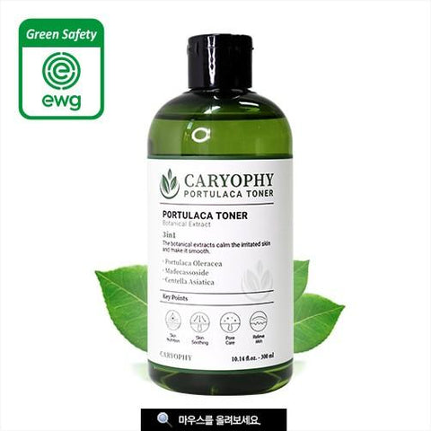 CARYOPHY Portulaca Toner 300ml