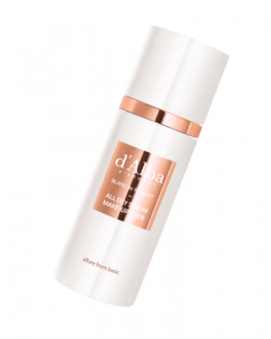 D'Alba Blanc de Runway All Day Serum Makeup Fixer 80ml