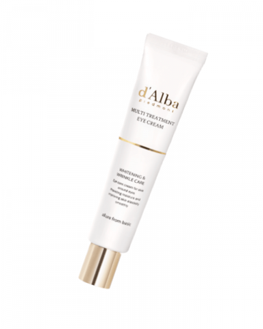 D'Alba White Truffle Multi Treatment Eye Cream 30ml