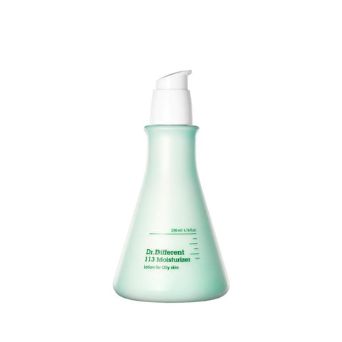 Dr.Different 113 Moisturizer: Lotion (for Oily Skin) 200ml