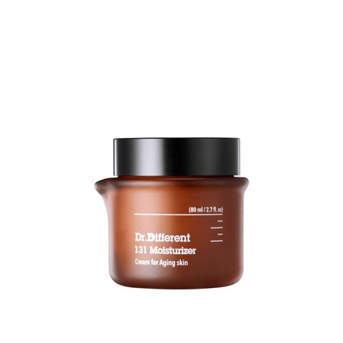 [Dr.Different] 131 Moisturizer: Cream (Aging) 80ml