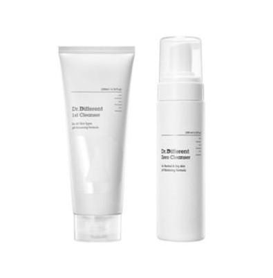 [Dr. Different] Cleanser Set for Normal&Dry Skin
