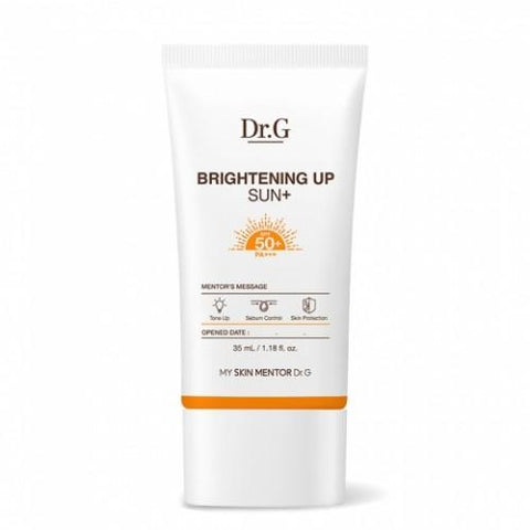 [Dr. G] Brightening up Sun Plus SPF50+PA+++ 50ml
