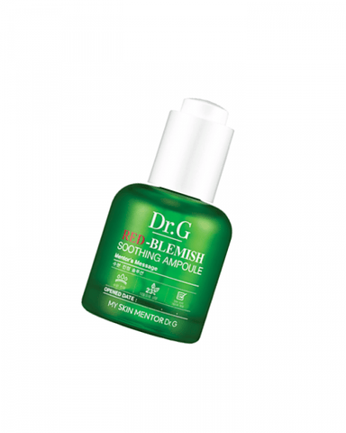 [Dr.G] Red-Blemish Soothing Ampoule (30ml)