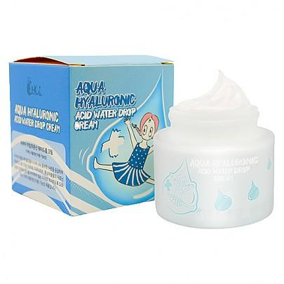 [Elizavecca] Aqua Hyaluronic Acid Water Drop Cream 50ml