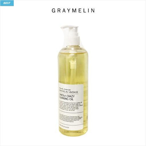 GRAYMELIN Canola Crazy Cleansing Oil Jumbo Size 500ml