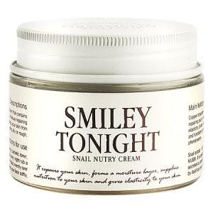 GRAYMELIN Smiley Tonight Snail Nutry Cream 50g