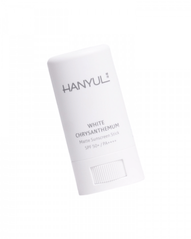 HANYUL White Chrysanthemum Matte Sunscreen stick SPF50+ PA++++ 17g