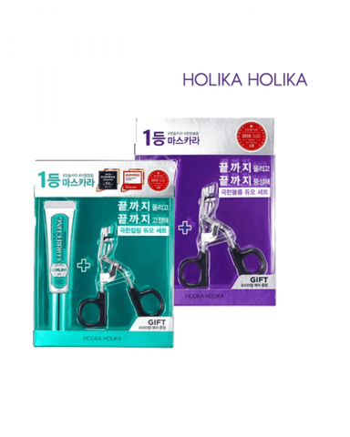 [Holika Holika] Lash Correctiong Mascara Set