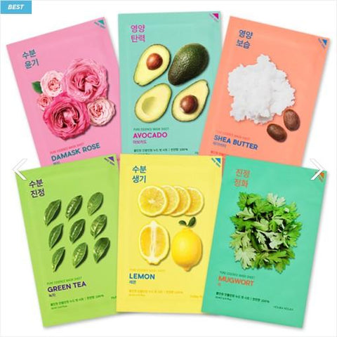 [Holika Holika] Pure Essence Mask Sheet (11 Tyeps)