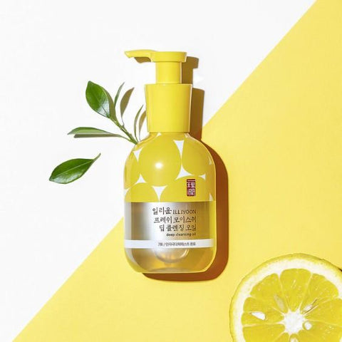 [ILLIYOON] Fresh Moisure Deep Cleansing Oil 200ml