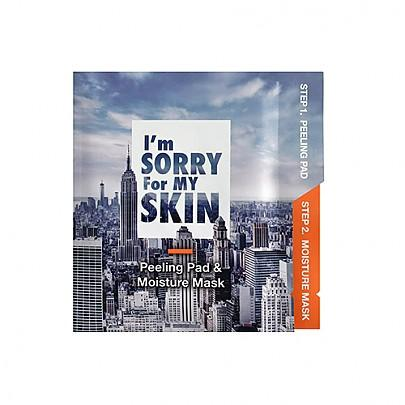 [I'm Sorry For My Skin] Peeling Pad & Moisture Mask (5 EA)