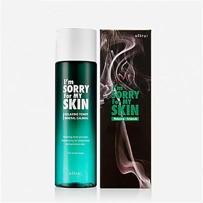 [I'm Sorry For My Skin] Relaxing Toner - Mineral Calming 200ml