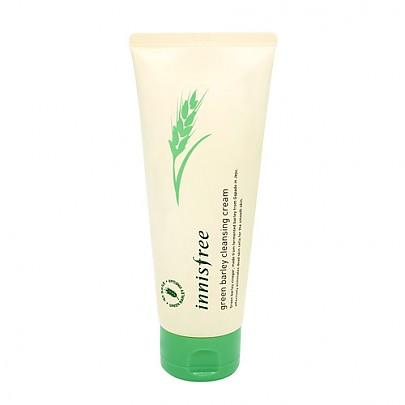 [Innisfree] Green Barley Cleansing Cream 150ml