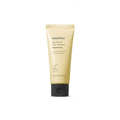 [Innisfree] Jeju Volcanic Color Clay Mask [Brightening